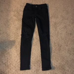 American Eagle next level stretch jeans- size 00